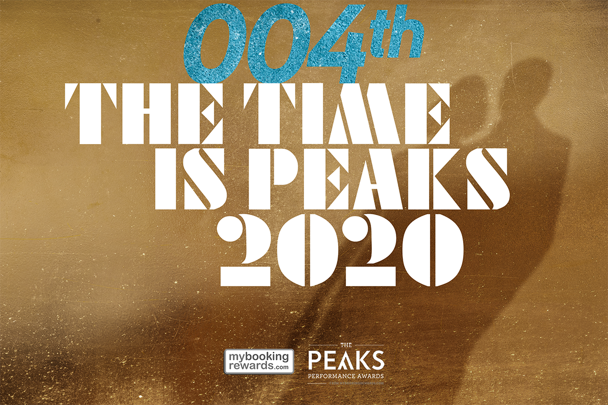 time is peaks 2020 travel awards
